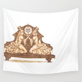 Rococo Wall Tapestry