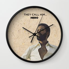 'The In Crowd' Hero Wall Clock