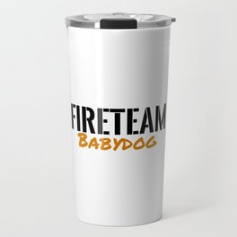 Babydog Travel Mug