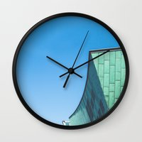 nemo Wall Clocks featuring Nemo Detail by Ghdv Grafias