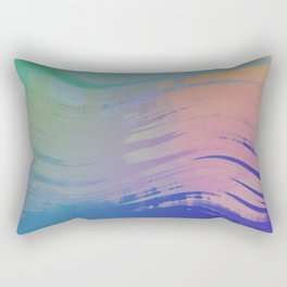 rock n rolling to the 80s Rectangular Pillow