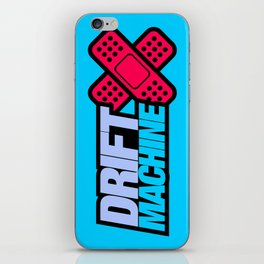 Drift Machine v4 HQvector iPhone Skin