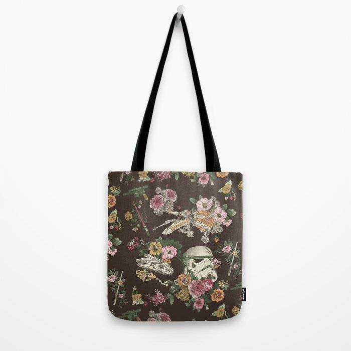Botanic Wars Tote Bag