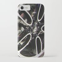 bmw iPhone & iPod Cases featuring BMW Mini Paceman Wheel by Mauricio Santana