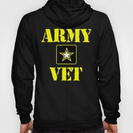 Army Veteran Shirt Hoody