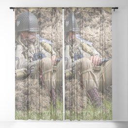 Time out. Sheer Curtain