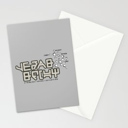 Guardians of the Galaxy Vol. 2 - Star Lord Shirt Stationery Cards