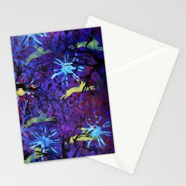 Dreamy nights Stationery Cards