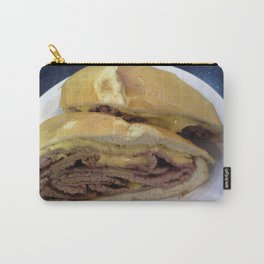 Cheese Steak Sandwich Carry-All Pouch