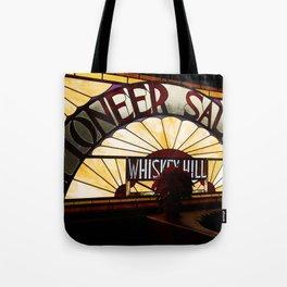 Pioneer Saloon  Tote Bag