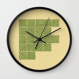 Alkali Wall Clock