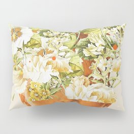 SuperFlowerHead Pillow Sham