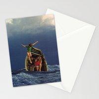 TUMULT Stationery Cards
