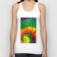 hippie Tank Tops featuring HIPPIE by Maioriz Home