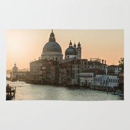 Sunrise over Venice Rug