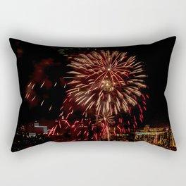 Firework collection 6 Rectangular Pillow
