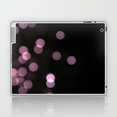 purple bokeh Laptop & iPad Skin