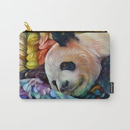 Sweet Panda Carry-All Pouch