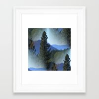 once upon a  time Framed Art Prints featuring Once upon a time... by Cherie DeBevoise