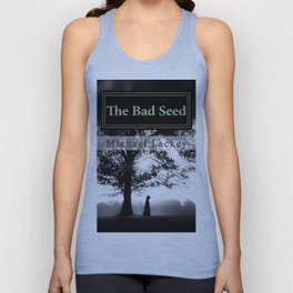 The Bad Seed: Battle for the Heavens cover art Unisex Tank Top