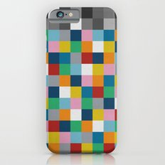 Colour Block with Topper #2 iPhone 6s Slim Case