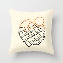 Nomadic Throw Pillow