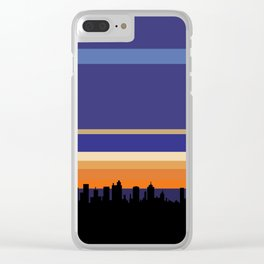 Richmond Clear iPhone Case