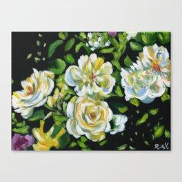 """Sweet Virtue"" Canvas Print"