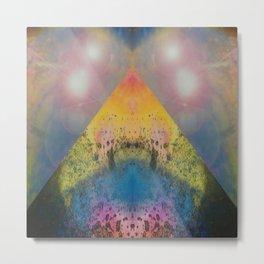 FX#401 - Cosmic Pyramid Metal Print