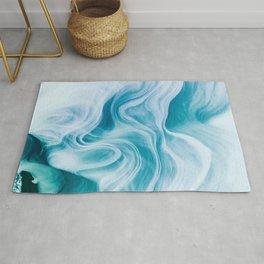Marble sandstone - oceanic Rug