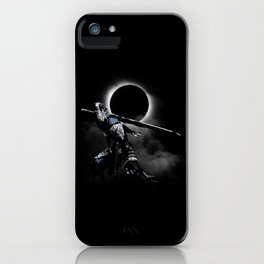 The Abyss Knight iPhone Case