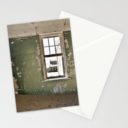 Abandoned house - Landscape Photography #Society6 Stationery Cards
