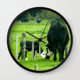 instant love Wall Clock