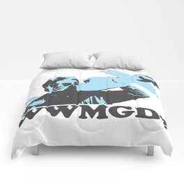 What would MacGyver Do? Comforters
