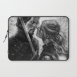 Shall we dance? Laptop Sleeve