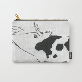 Bird & Cow Carry-All Pouch