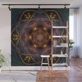 Jewel Mandala Wall Mural