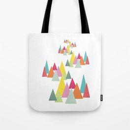 Meandering Forest Tote Bag