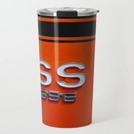 Chevy Super Sport 396 Travel Mug