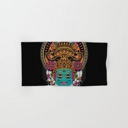 The Mask Dancer Hand & Bath Towel