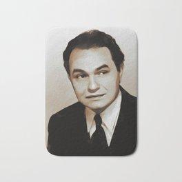 Hollywood Legends, Edward G. Robinson Bath Mat