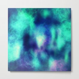Enchanted galaxy V2 Metal Print