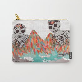 Spectres Carry-All Pouch