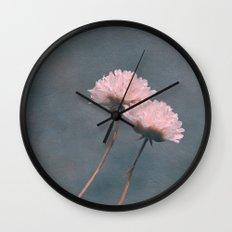 fall in love II Wall Clock