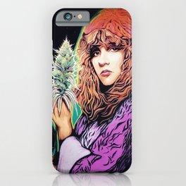 Stevie Nicks Tribute Mural, Gainesville Florida iPhone Case
