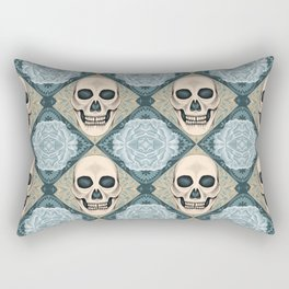 Cranial Couture Rectangular Pillow