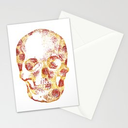 Pepperoni Head Stationery Cards