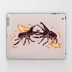The Fighting Beetle Laptop & iPad Skin