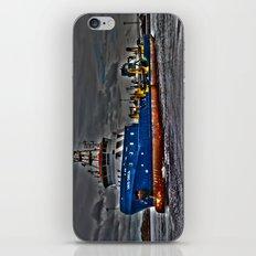 Sea Dredger  iPhone & iPod Skin