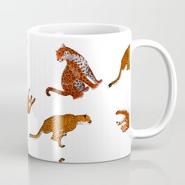 cheetah wild Coffee Mug